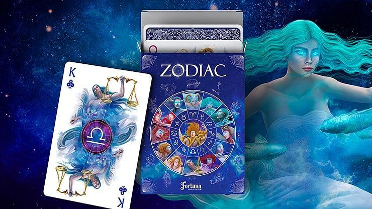 Zodiac Playing Cards - magic