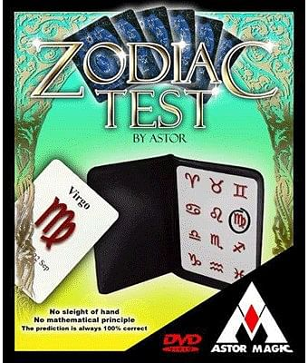 Zodiac Test - magic