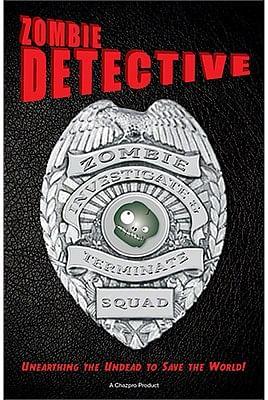 Zombie Detective - magic