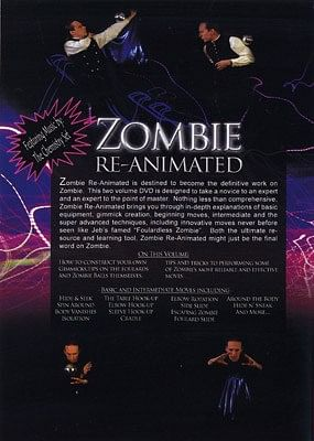 Zombie Re-Animated Volume 1