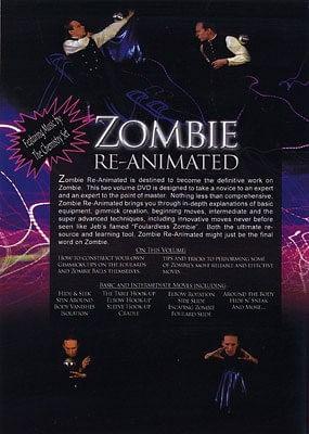 Zombie Re-Animated Volume 1