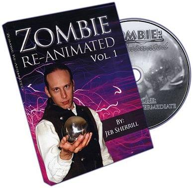 Zombie Re-Animated Volume 1 - magic