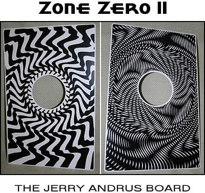 Zone Zero II Printed Board - magic