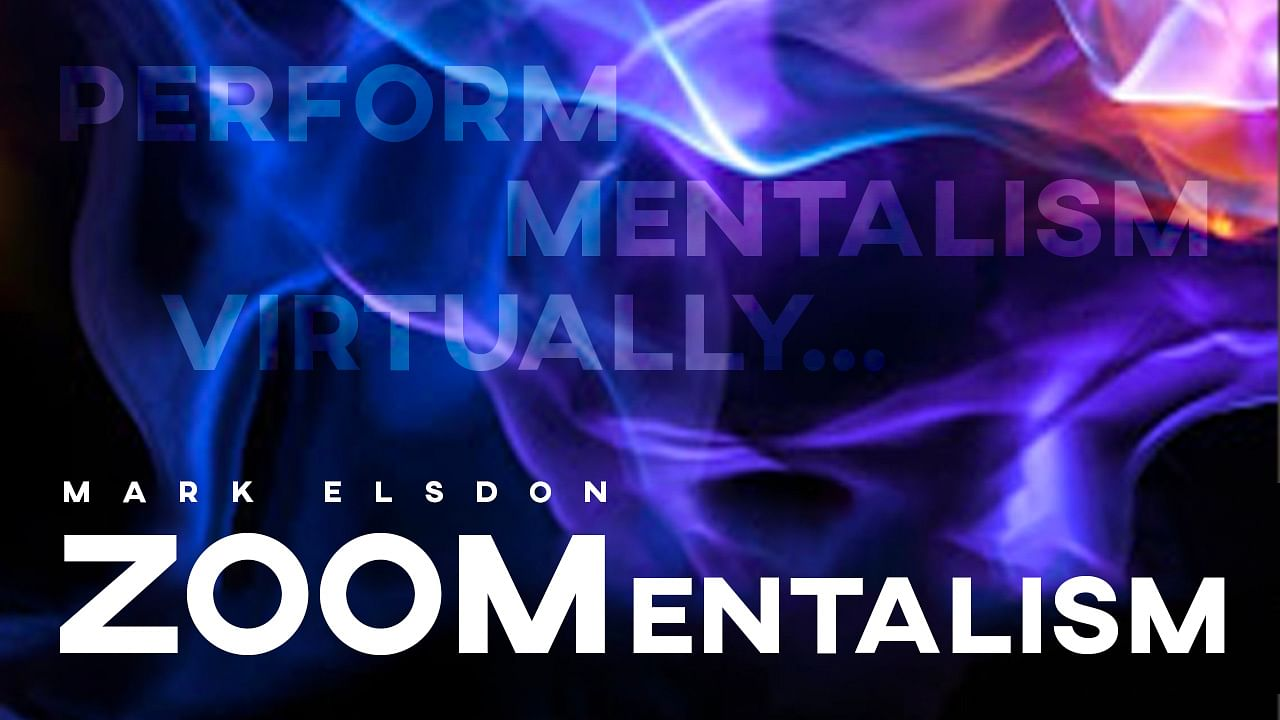 ZOOMentalism - Mark Elsdon - Vanishing Inc. Magic shop