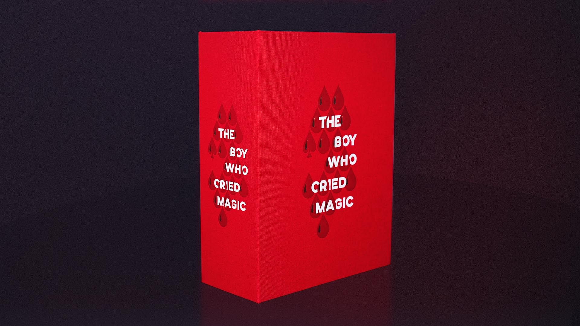 Boy Who Cried Magic deluxe box