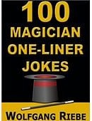 100 Magician One-Liner Jokes Magic download (ebook)