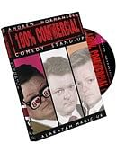 100 percent Commercial Volume 1 - Comedy Stand Up DVD