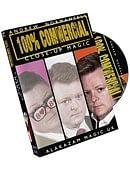 100 Percent Commercial Volume 3 - Close-Up Magic DVD