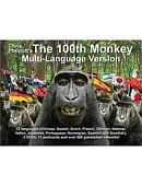 100th Monkey Multi-Language DVD & props