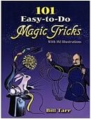 101 Easy To Do Magic Tricks Book