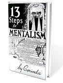 13 Steps to Mentalism