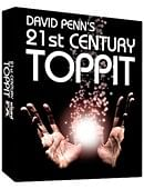 21st Century Toppit DVD & props