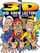 3D Kid Show Lecture DVD