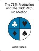 The 75% Production and The Trick With No Method Book