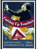 Cutting Up Touches Book