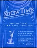 Show-Time: Secrets, Structure, Strategies & More Book