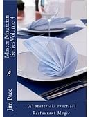 A Material Practical Restaurant Magic Book