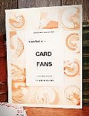 A New Look at Card Fans Book