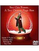 A Tony Christmas Magic Show DVD