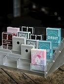Acrylic Playing Card Display Trick