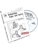Al Schneider Cups & Balls DVD