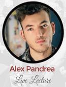 Alex Pandrea Live Lecture