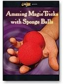 Amazing Magic Tricks with Sponge Balls DVD