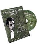 Annemann's Practical Mental Effects - Volume 3 DVD