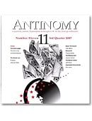 Antinomy Magazine #11 Magazine