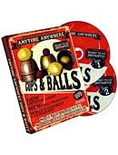 Anytime Anywhere Cups & Balls DVD