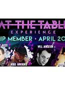 At The Table - April 2015  Live lecture