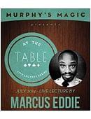 Marcus Eddie Live Lecture