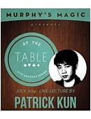 Patrick Kun Live Lecture Live lecture