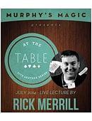 Rick Merrill Live Lecture