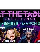 At The Table - March 2015 Live lecture