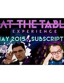 At the Table - May 2015 Live lecture