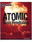 Atomic Glass Trick