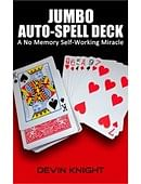 Auto Spell Deck Deck of cards