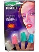 Automatic Thimbles Trick