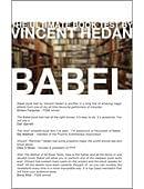 Babel Book Test 2.0 Trick