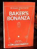 Baker's Bonanza Book