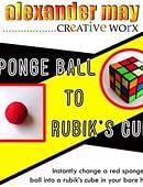 Ball to Rubik's Cube Trick