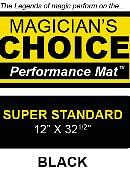 Bartender's Choice Close-Up Mat (12 inch x 32.5 inch) Accessory