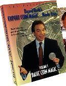 Basic Coin Magic - Volume 1 (David Roth) DVD