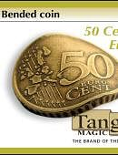 Bent Coin - 50 Euro Cents