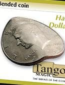 Bent Coin - Half Dollar Gimmicked coin