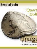 Bent Coin - Quarter Dollar Gimmicked coin