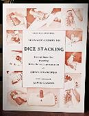 Bernard's Lesson on Dice Stacking Book