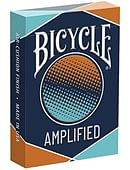 Bicycle Amplified Playing Cards Deck of cards