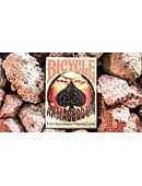Bicycle Armageddon Post-Apocalypse Playing Cards Deck of cards